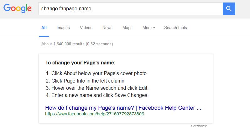 changefanpagename